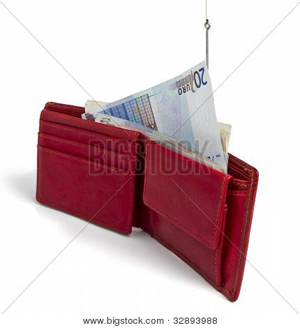 Stealing Cash Card Out Of Wallet