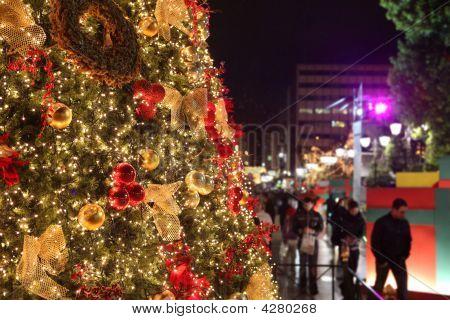 Athens Xmas Tree