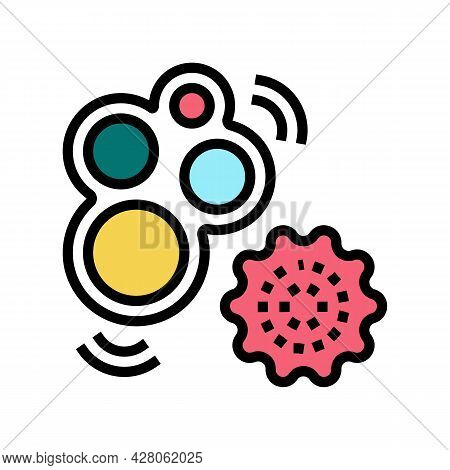 Sensory Play Toys Color Icon Vector. Sensory Play Toys Sign. Isolated Symbol Illustration
