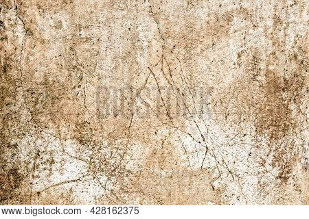 Texture Of Old Wall In Grunge Style
