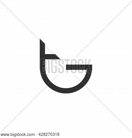 Illustration Vector Graphic Of Logo Letter Tg