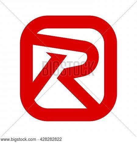 R Logo, R Letter Design Vector, R Initial Logo, R Creative Logo, R Inspiring Logo, R Company Logo, L