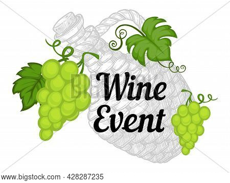 Wine Event, Making Or Tasting Of Alcohol Drink