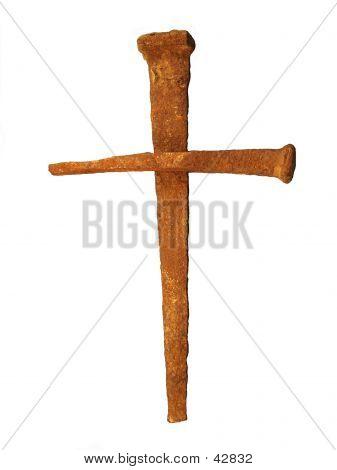 Rusty Nail Cross