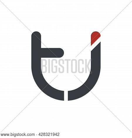 Illustration Vector Graphic Of Logo Letter Tj