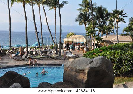 Westin Kaanapali in Maui, Hawaii