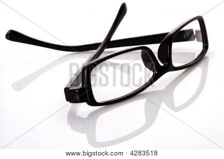 Black Frame Eyeglasses