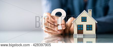 Real Estate House Mortgage Questions. Advice And Question