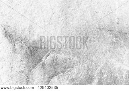 Natural Stone With White Rough Baking Stone From Garden Decoration Stone Texture And Background Seam