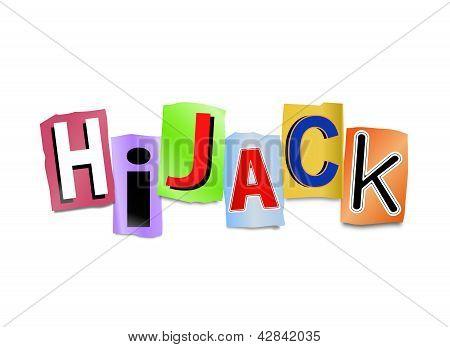 Hijack Concept.