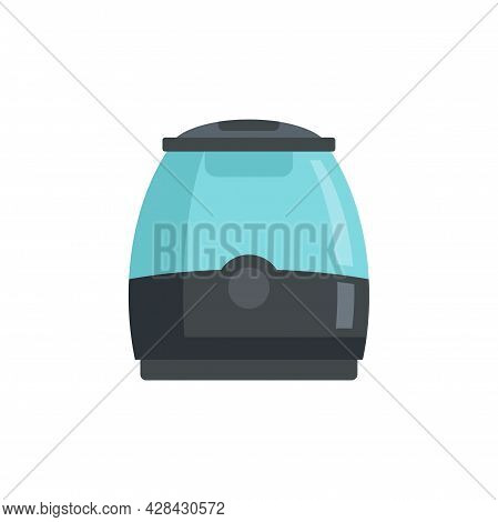 Air Purifier Icon. Flat Illustration Of Air Purifier Vector Icon Isolated On White Background