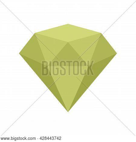 Brilliant Icon. Flat Illustration Of Brilliant Vector Icon Isolated On White Background