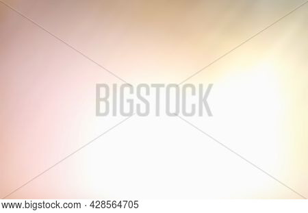 Bokeh Abstract Background, Blur With Pastel Pink Color For Design Concept, Wallpapers, Web, Presenta