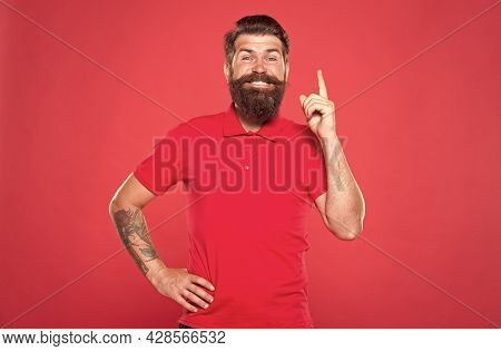 Intellectual Work. Man With Beard Making Decision. Businessman Attractive Mature Man. Bearded Hipste