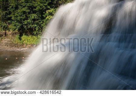 Lower Falls, Robert H Treman State Park, New York