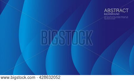 2021-blue Abstract Background-95