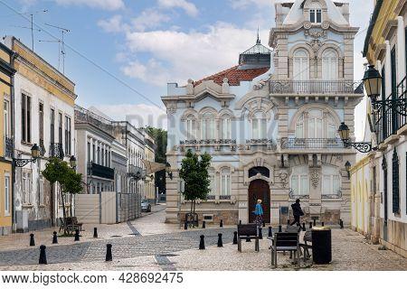 Palace Belmarco In Faro City