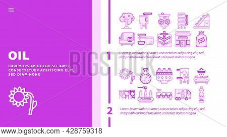 Allergy Health Problem Landing Web Page Header Banner Template Vector. Allergic Reaction Test And Si
