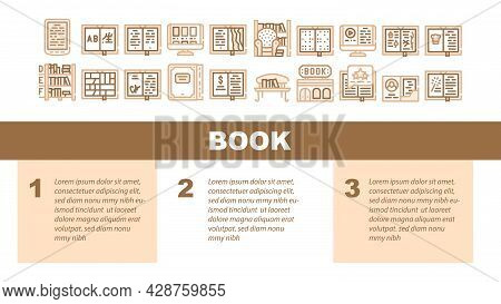Vocational School Landing Web Page Header Banner Template Vector. Brickwork And Pottery, Cooking And
