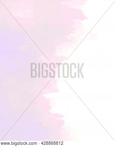 Abstract Modern Textured Vector Background, Vertical Format. Digitally Generated Contemporary Wallpa