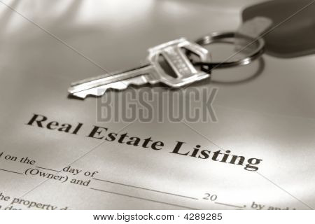 Real Estate Listing Contract