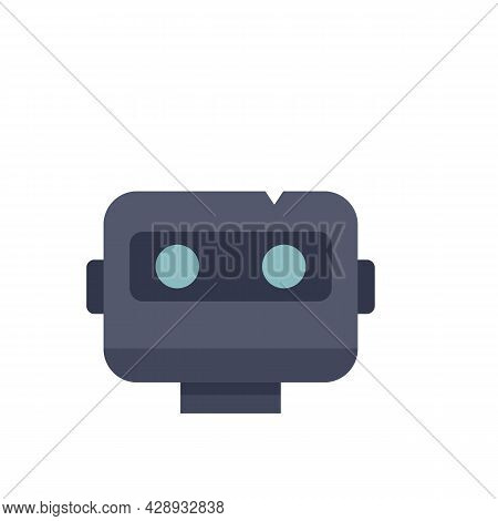 Chatbot Icon. Flat Illustration Of Chatbot Vector Icon Isolated On White Background