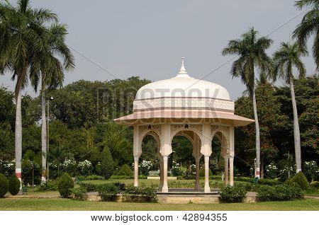 Pavilion, Public Gardens, Hyderabad