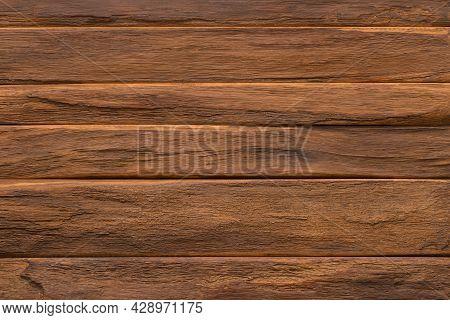 Dark Wood Texture, Brown Wood Planks. Wood Table Background