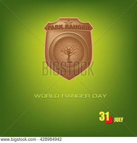 The Calendar Event Is Celebrated In July - World Ranger Day