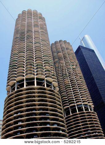 Marina Towers, Chicago Illinois