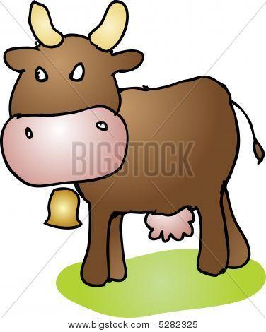 Mad Cow Cartoon