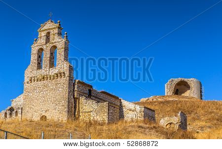 Mota del Marques Church and Castle