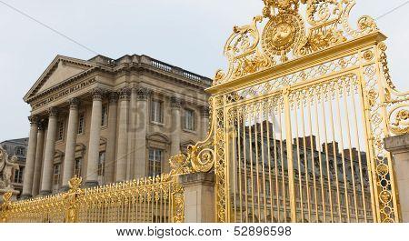 Versailles Gate Entrance