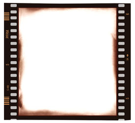 Film Frame Background
