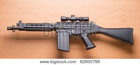 Sa58 .308 Rifle