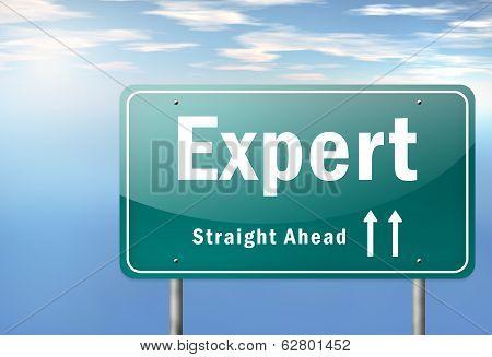 Highway Signpost Expert
