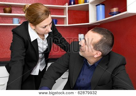 Pressure In The Workplace