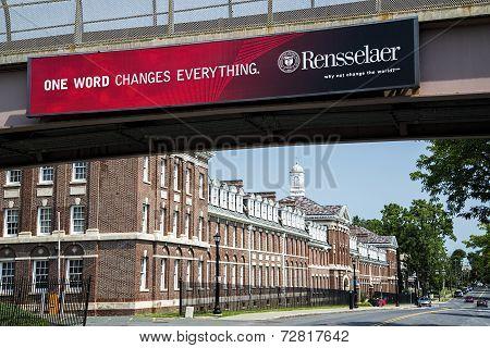 Rensselaer Polytechnic Institute (RPI) - Troy NY