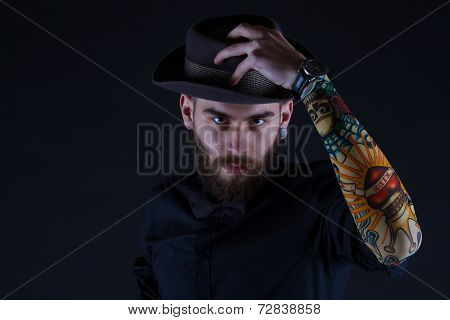 Guy With Hat