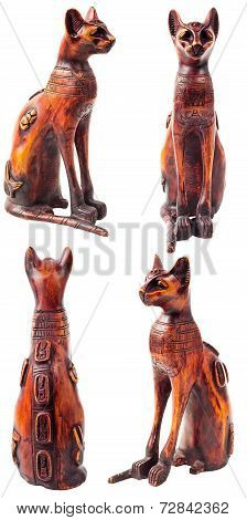 Egyptian Cat Statue