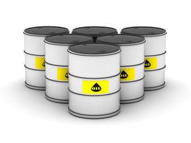 Oil Barrel Row