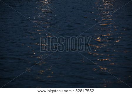 Light On Water