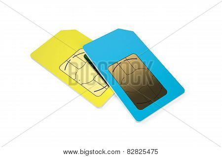Two Sim Cards 2