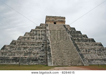Chichen Itza Mexico Temple of Kukulkan