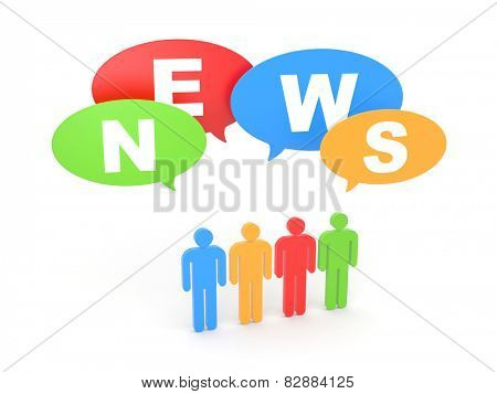 News. Gossip