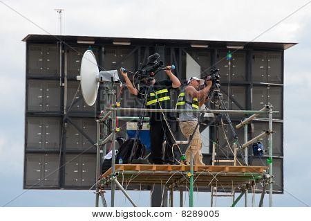 Media Cameramen