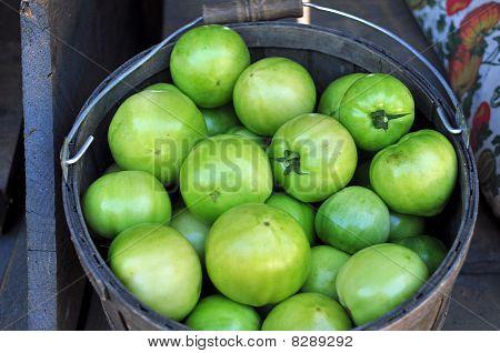 Green Tomato Fryers