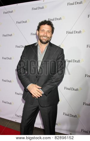 LOS ANGELES - FEB 12:  Jeremy Sisto at the 10th annual Final Draft Awards at a Paramount Theater on February 12, 2015 in Los Angeles, CA