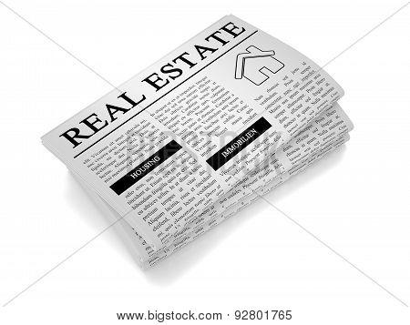 Newspaper Housing