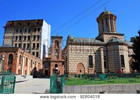Old Court (Saint Anton) Church - Biserica Curtea Veche